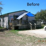 Craftsman Style Double Wide Transformation