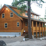 Current Projects Schultz Log Homes And Cabins Homestead