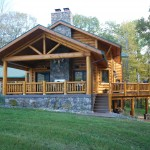 Custom Cedar Knoll Log Homes Plans Kits And Manufactured