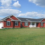 Custom Redman Homes New Home Near Fayette Ohio