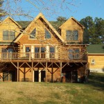 Custom Southland Log Home