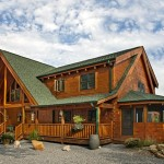 Custom Timber Log Homes Cabin Kits And Builders