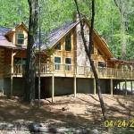 Cypress Log Homes House Tour