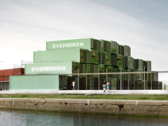 Damn Fresh Pics Amazing Homes Made From Shipping Containers