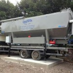 Danfords Easy Silo Mobile Low Level Cement
