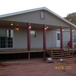Deck Plans For Mobile Homes House And Home Designs Free
