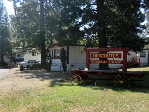 Deschutes Mobile Home Park For Sale Bend