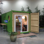 Designs Affordable Homes That Are Configured Around Recycled Shipping