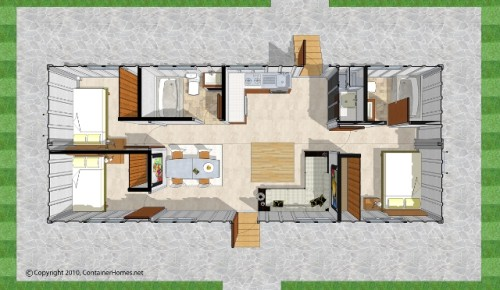 Designs And Blueprints Available For Sale Shipping Container Homes