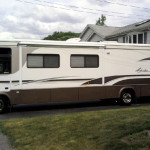 Detailing Mobile Site Motor Home
