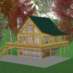 Details About Log Home Package