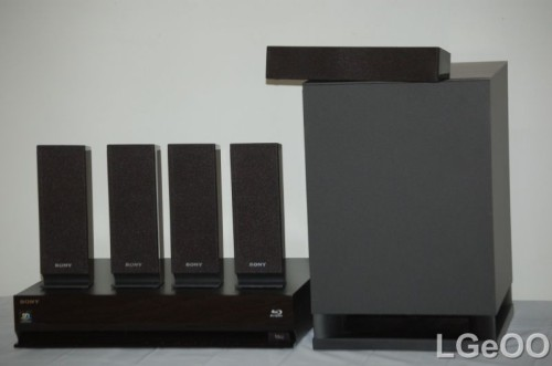 Details About Sony Bdv Blu Ray Disc Home Theater System