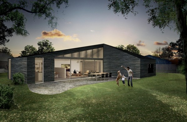 Development Launched Prefabricated Modular Homes The Netherlands