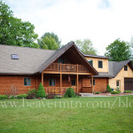 Did You Know Log Home Additions Beaver Mountain Cedar Homes