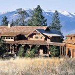 Different Like You Rocky Mountain Log Homes Specialize
