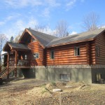 Different Styles Log Homes Kealey Tackaberry Ltd