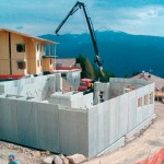 Double Walls Are Prefabricated Elements Which Can Used