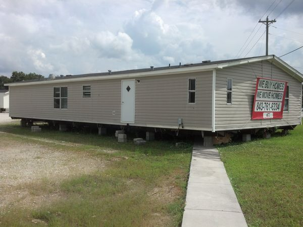 Double Wide Chandeleur Mobile Home For Sale Moncks Corner