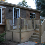 Double Wide Exterior Remodel Mobile Manufactured Home Living
