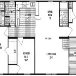 Double Wide Manufactured Homes Floor Plans