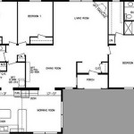 Double Wide Mobile Home Floor Plans Fortikur Best Source Diy