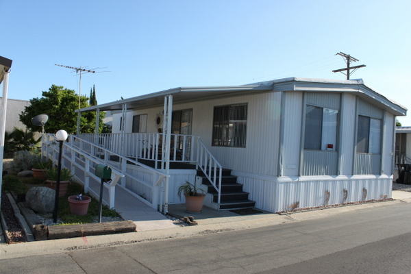 Double Wide Mobile Home Manufactured