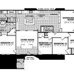 Double Wides Floor Plans South Homes Manufactured