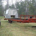 Dual Axle Trailer For Sale Fraserville Ontario Classifieds