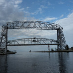 Duluth Draw Bridge Going Flickr Sharing