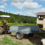 Dump Trailer Home Made Chinese Tractor World Forums