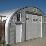 Duro Steel Metal Arch Building Kits Direct Prefab Garage Shed