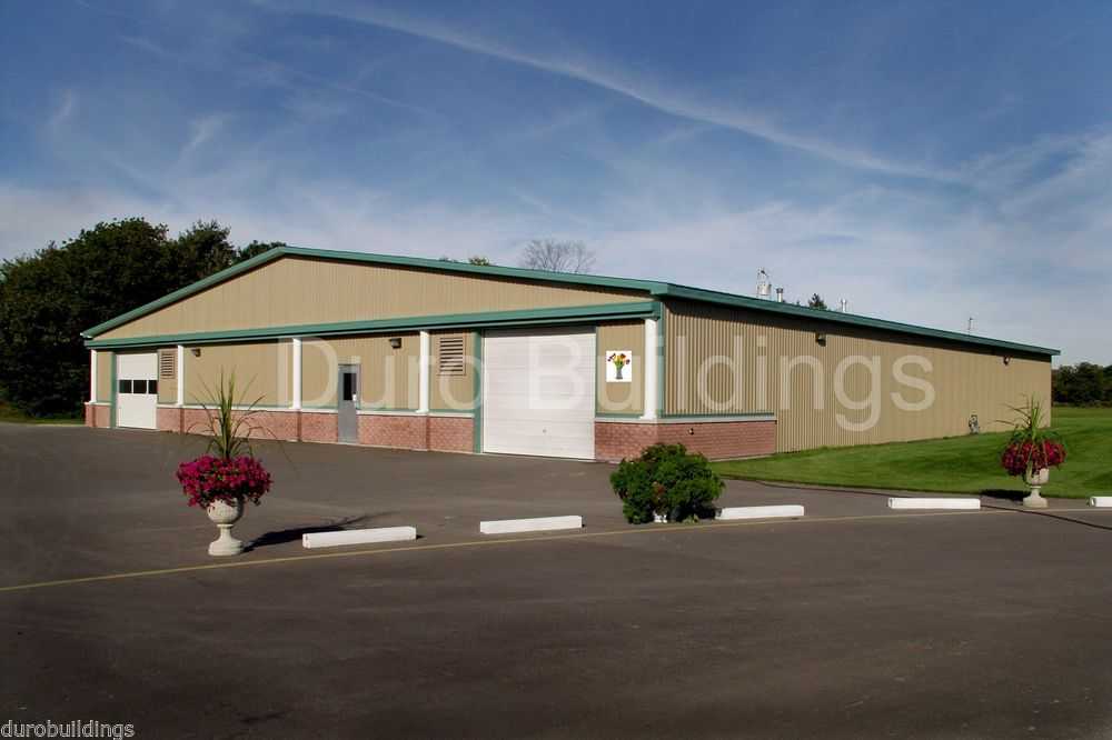 Duro Steel Metal Building Kits Direct Prefab Bowling Alley