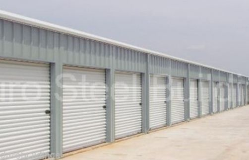 Duro Steel Metal Building Prefab Self Storage Commercial