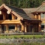 Eagle Brae Log Cabins Are Made Pioneer Homes