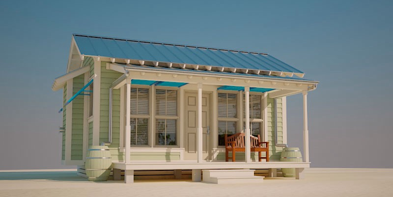 Earth Day Eco Friendly Manufactured Homes Mobile Home Makeover