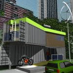 Eco Cargo Container Home Zigloo Custom Design