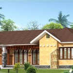 Eco Friendly Houses Single Floor Kerala Villa