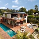 Eco Friendly Property Beautiful View Over The Pacific Ocean Home