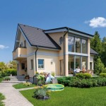 Eco Homes And Passive House Designs For Energy Efficient Green Living