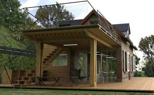 Eco Homes Design Green Home Ideas Size