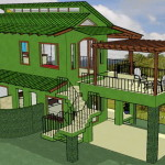 Eco House Design Designs The Wastetime Post