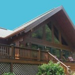 Effective Tips Make Your Log Home Energy Efficient Chunk