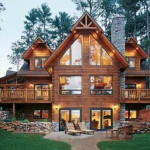 Element The Log Cabin Homes Interior Luxury Design Vissbiz