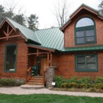 Eloghomes Gallery Log Homes Timber Barn Home