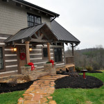 Enjoy These Beautifully Decorated Stonemill Log Timber Homes