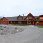Existing Log Homes Sale Wisconsin