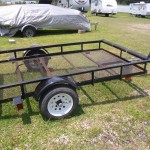 Expired Pace American Utility Trailer For Sale Lake Charles
