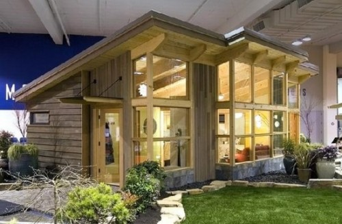 Fabcab Brings Sustainable Prefabs Seattle Home Show Green Diary