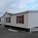 Faith Homes Double Wide Used