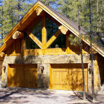 Featured Handcrafted Log Homes Pinetop Arizona